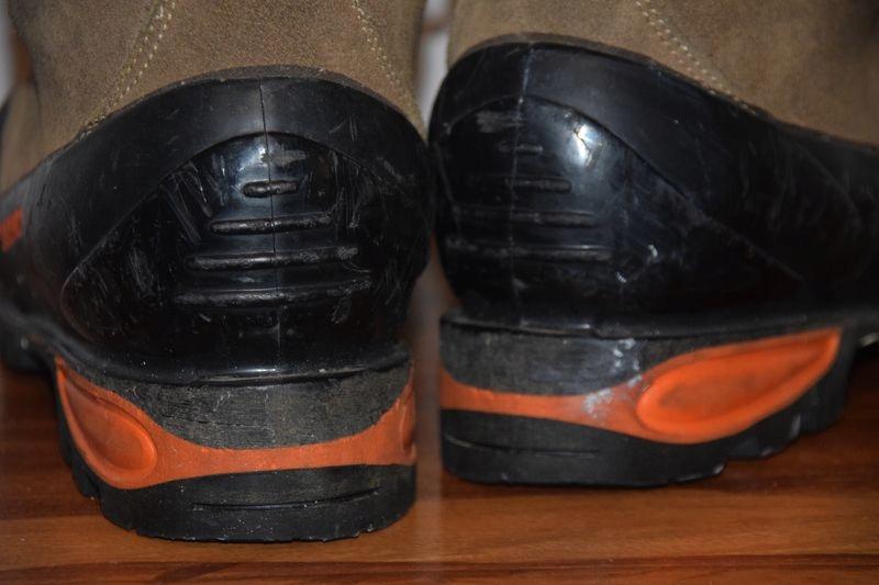 SALOMON SUPER MOUNTAIN 9 buty wysokogórskie ~ 46