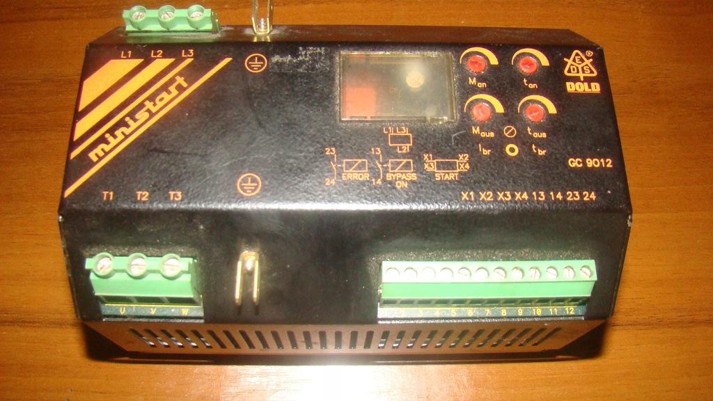 Sofstart ministart GC 9012 1,5 kW