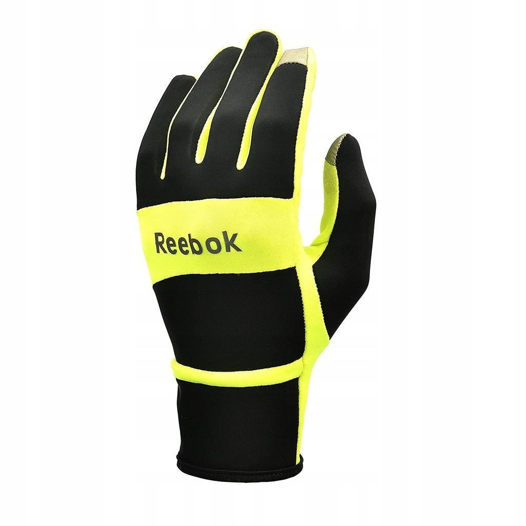 Rękawiczki do biegania REEBOK THERMAL RUNNING S