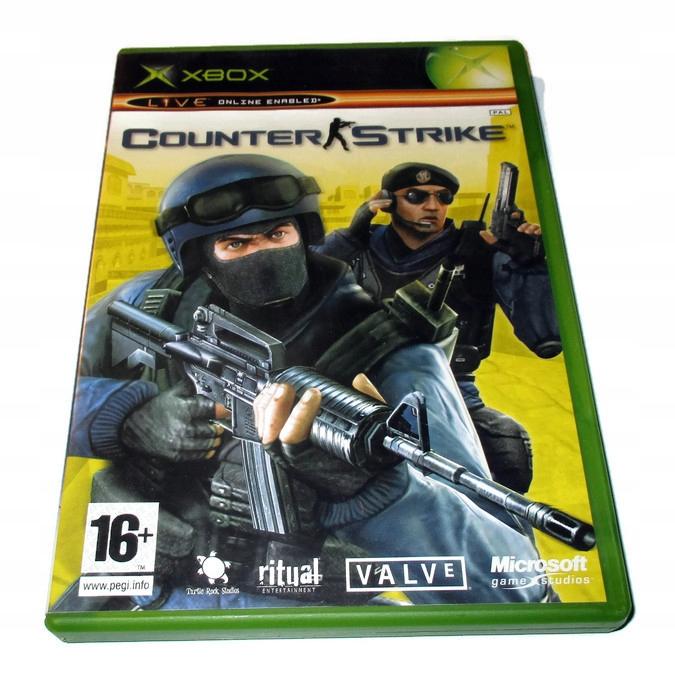 Gra Xbox Counter Strike 7687045993 Oficjalne Archiwum Allegro