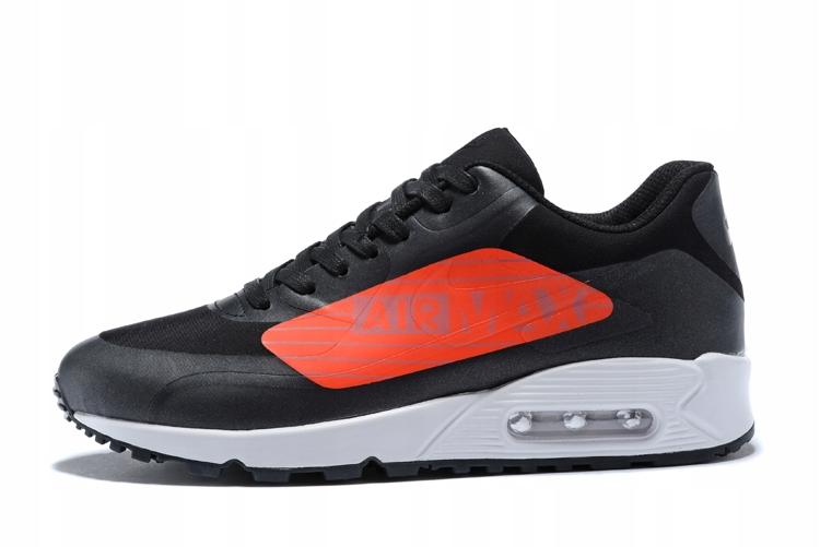 Nike Air Max 90 CZERWONE Damskie KLASYKA