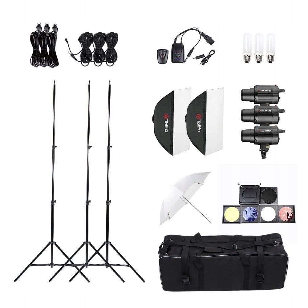 Zestaw fotograficzny Tolifo FA-300AM Professional