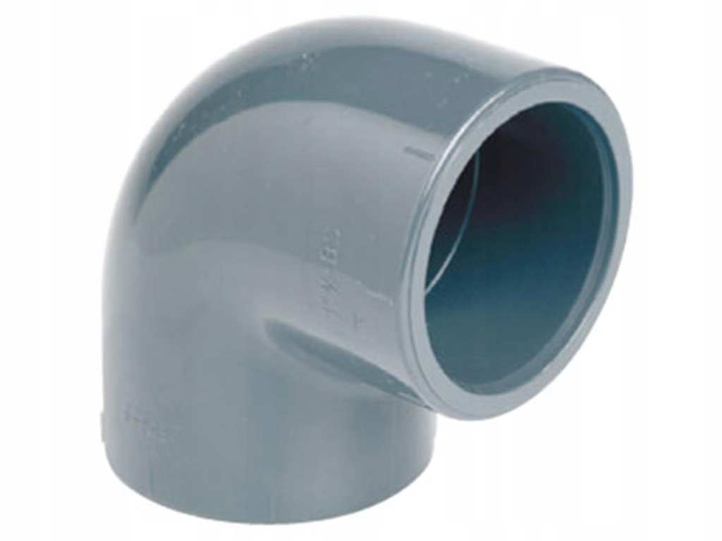 PVC KOLANKO 90* 20MM