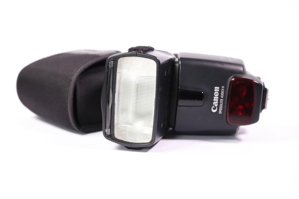 Lampa błyskowa Canon 430EX II okazja