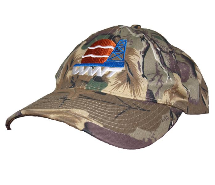 OTTO czapka z daszkiem kamuflaż z USA r.Uni