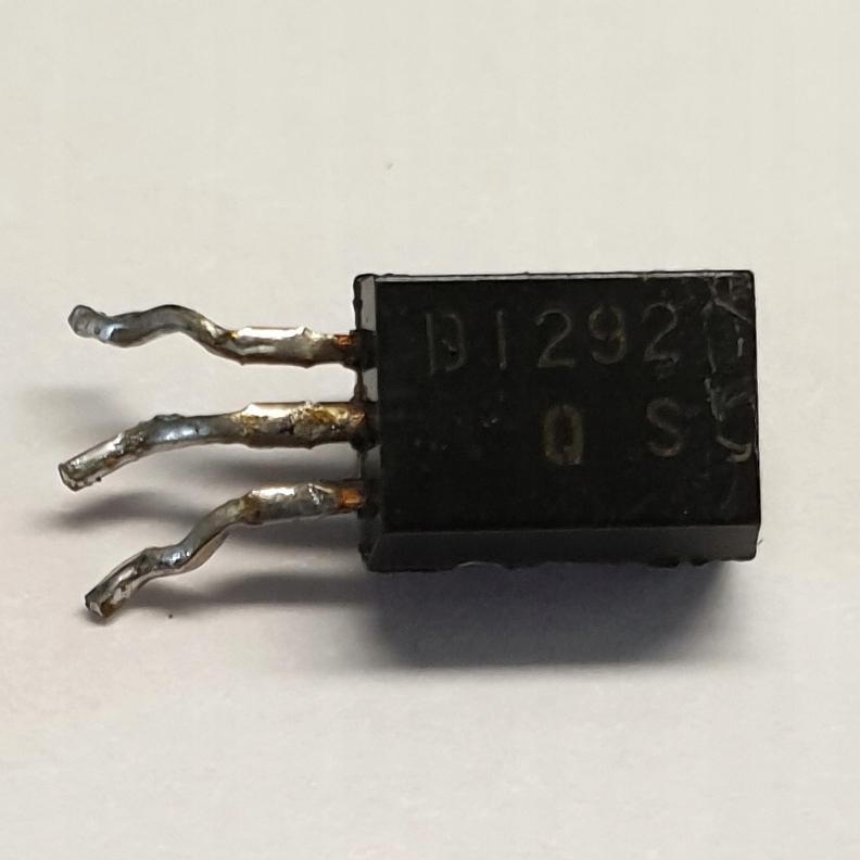 2SD1292 Tranzystor Grupa: Q
