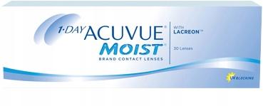 Acuvue Moist 1-Day MOC -0,75 BC 8.5 5 sztuk