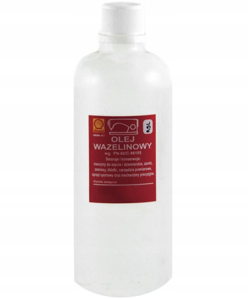 Olej wazelinowy 500ml