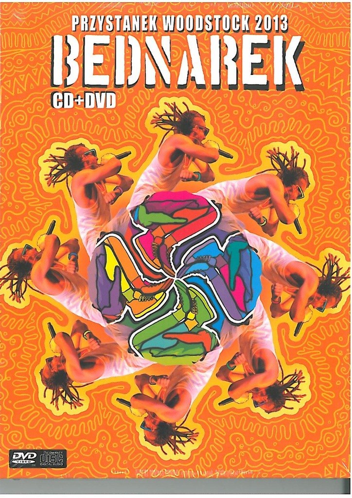 Płyta CD i DVD KAMIL BEDNAREK SZTAB 887 KALISZ