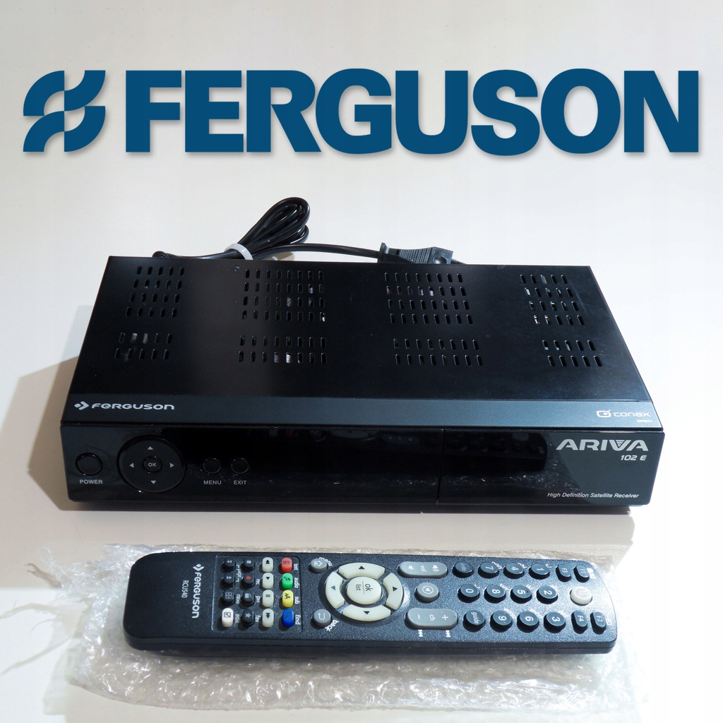 Tuner satelitarny Ferguson Ariva 102e