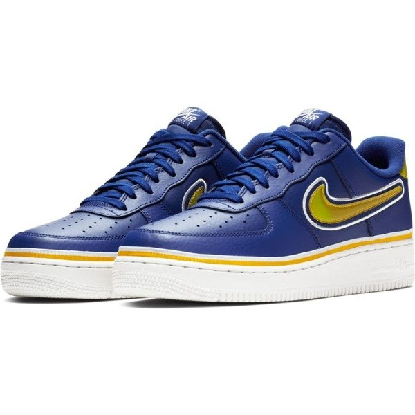 Nike Air Force 1 07 LV8 low NBA Sport Golden State Warriors
