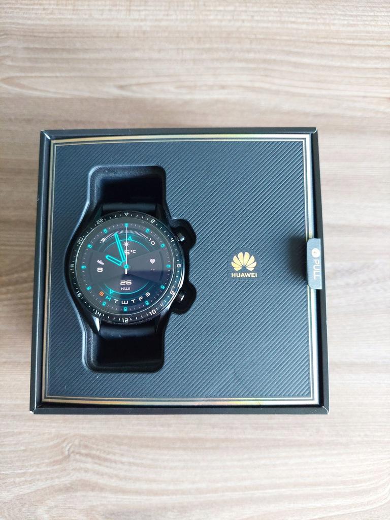 Smartwatch Huawei Watch GT 2 Sport czarny