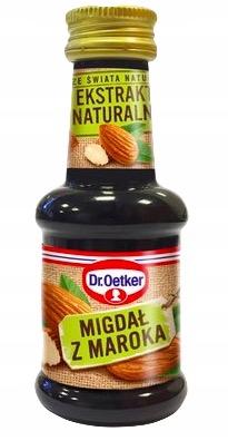 Dr. Oetker Ekstrakt Migdał z Maroka 30ml