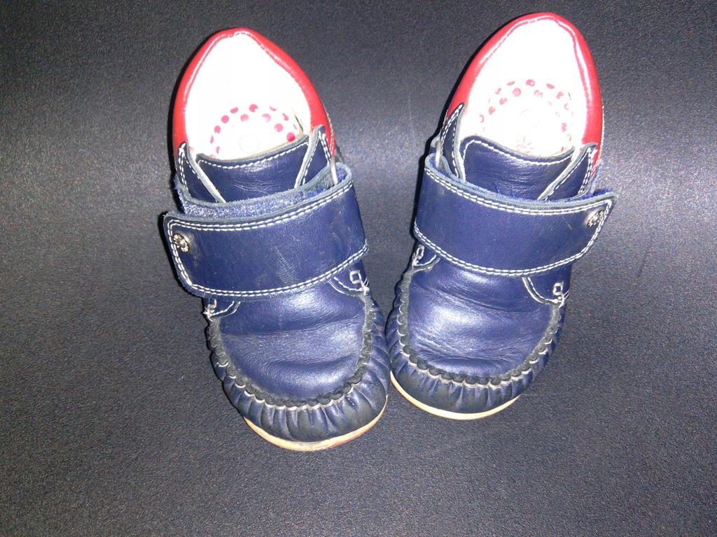 Bartek buty na chłopca r 25