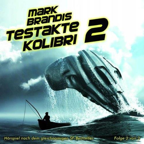 CD Audiobook Mark Brandis-Testakte..