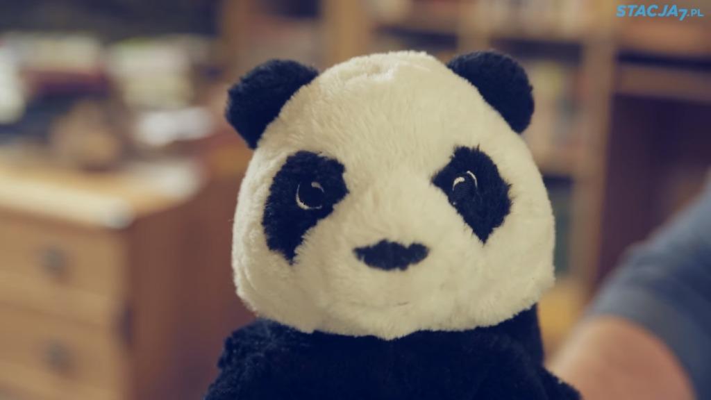 Panda o. Adama Szustaka z #jeszcze5minutek