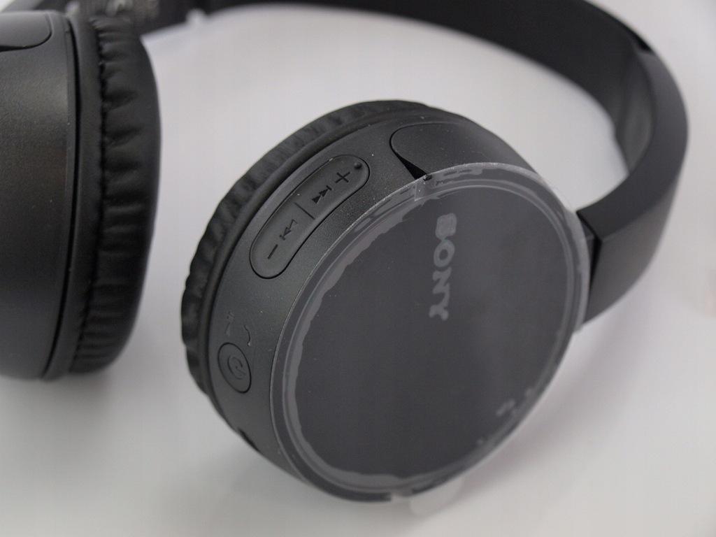 Słuchawki Sony WH CH500 Bluetooth