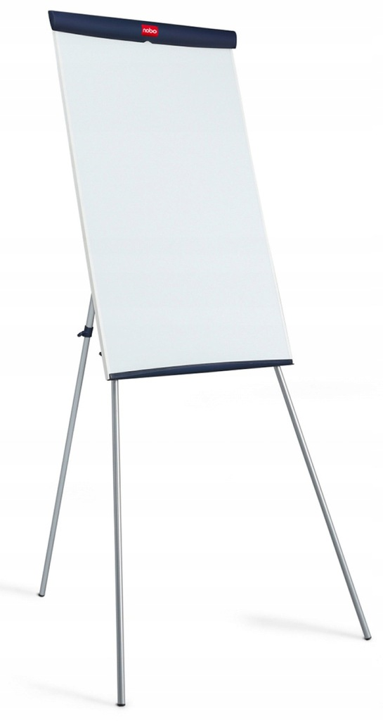 Flipchart na trójnogu tablica niemagnetyczna