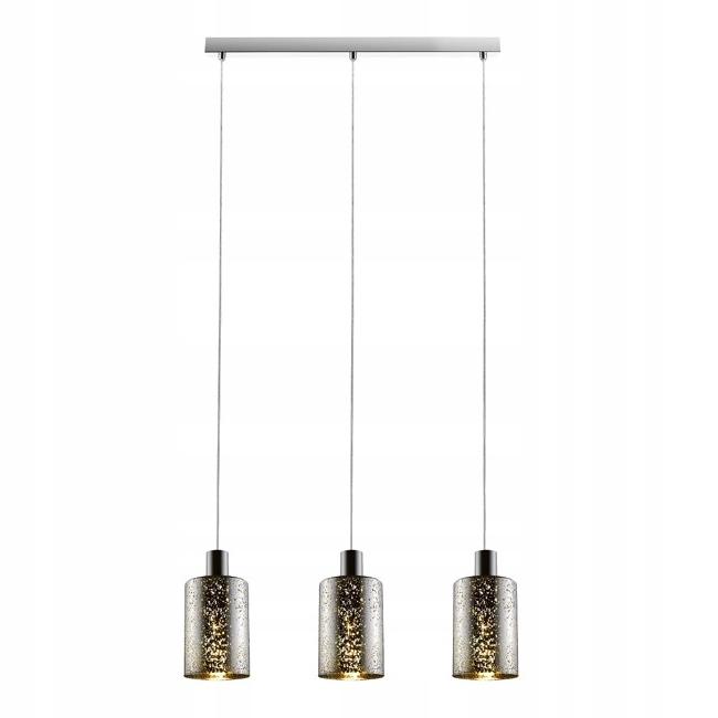 Lampa wisząca potrójna nad stół PIOLI Zuma Line