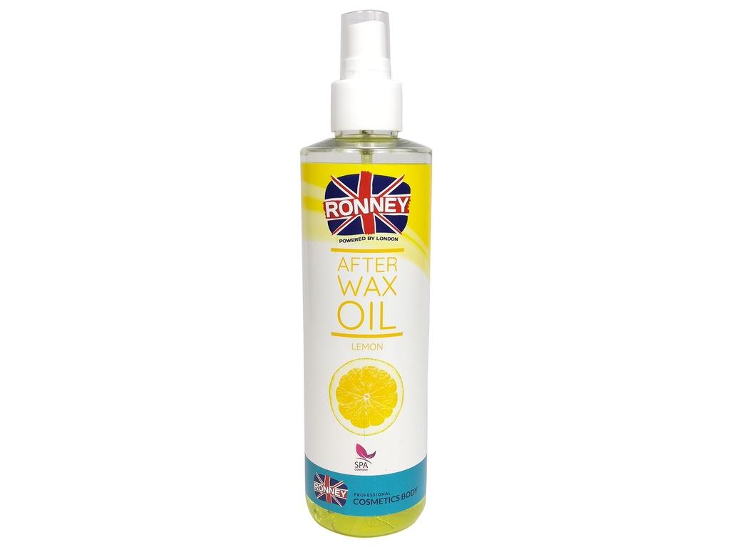 Ronney Olejek Po Depilacji Wax Oil Cytrynowy 250ml