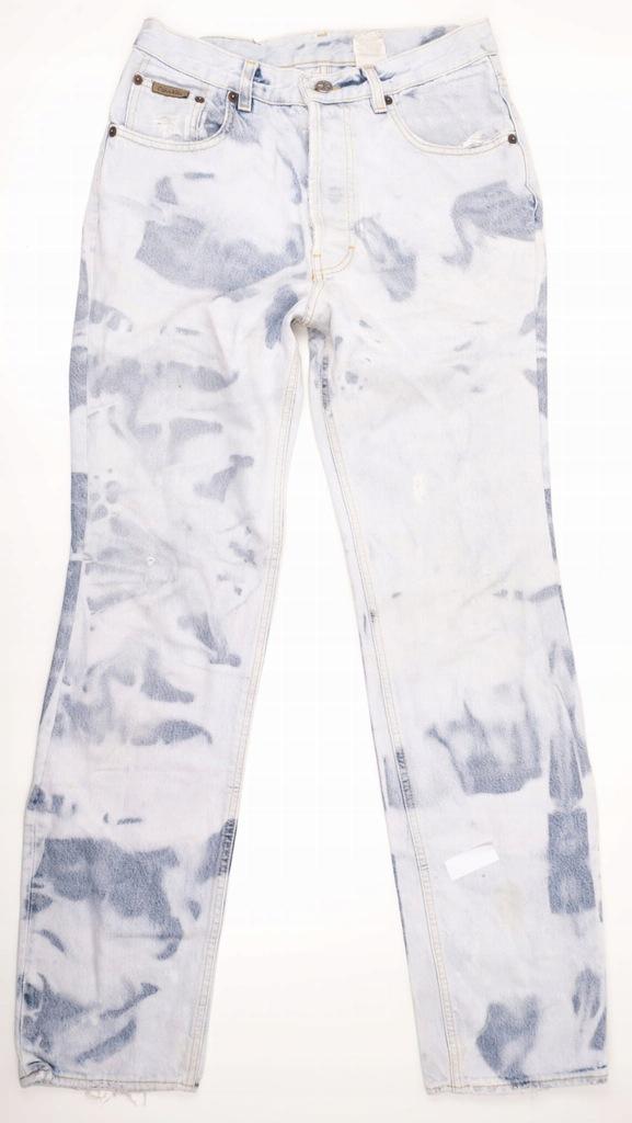 Calvin Klein Spodnie Jeansowe Męskie 30 070