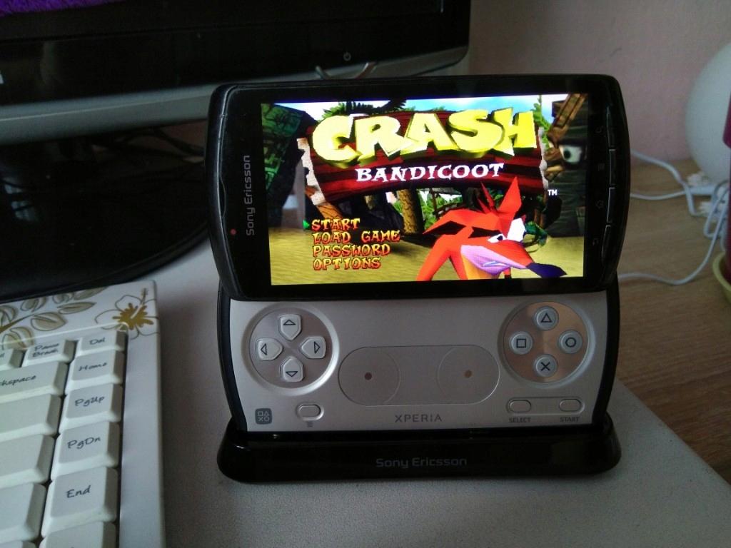 Sony Ericsson Xperia Play R800i Konsola Pegasus