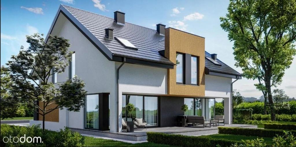 Dom, Kraków, Dębniki, 115 m²