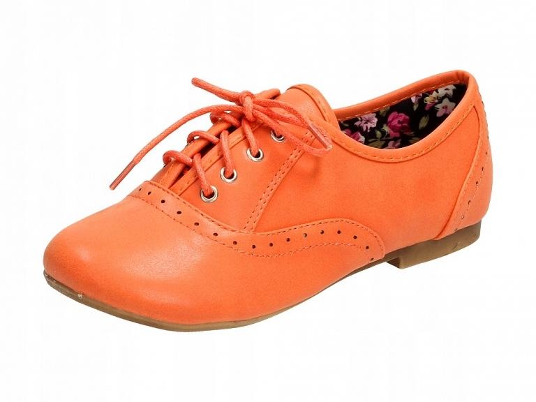 Półbuty, buty dziecięce BADOXX 091 OR r34