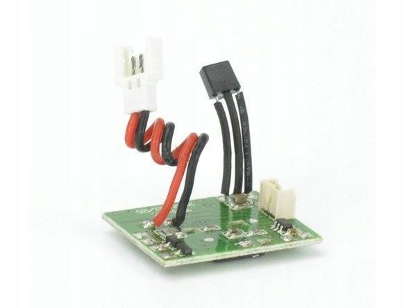 Elektronika Odbiornik Components of PCB MJX T53-01