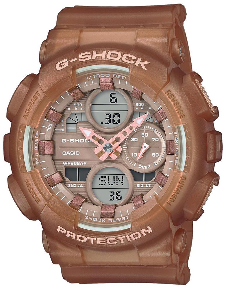 ZEGAREK CASIO GMA-S140NC-5A2ER G-SHOCK