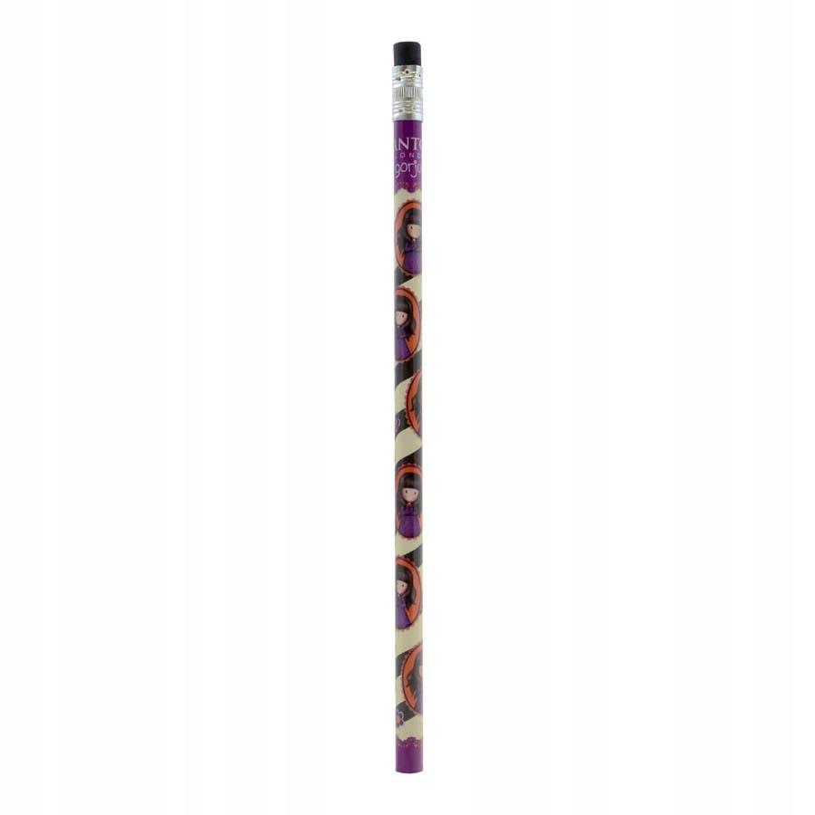 Pachnący ołówek szkolny dla dziewczynki SANTORO