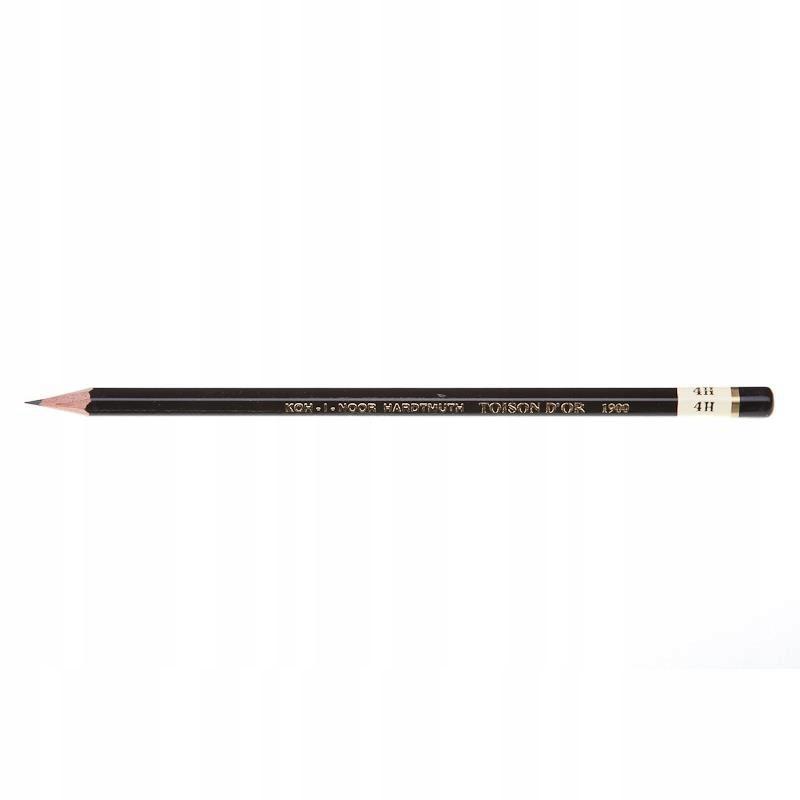 Ołówek techniczny 1900 4H op.12 szt.