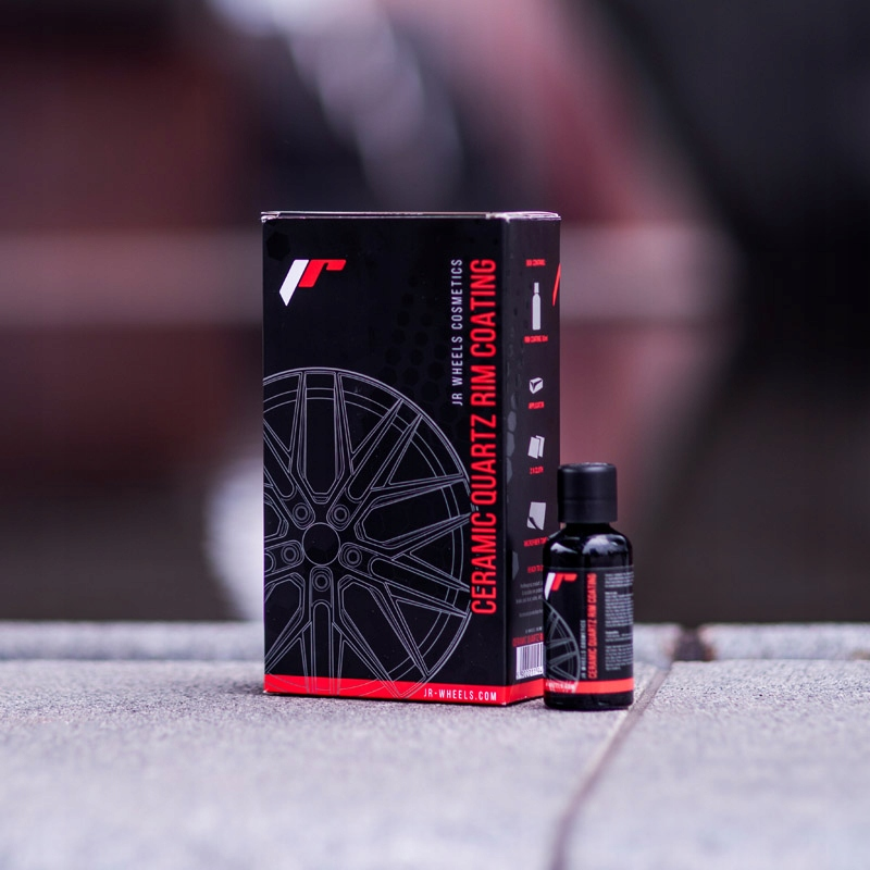 Powłoka Ceramiczna Na Felgi Japan Racing (4 felgi)