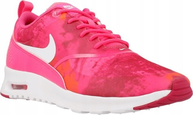Nike 599408 602 Wmns Air Max Thea Print Buty sportowe damskie różowe 40