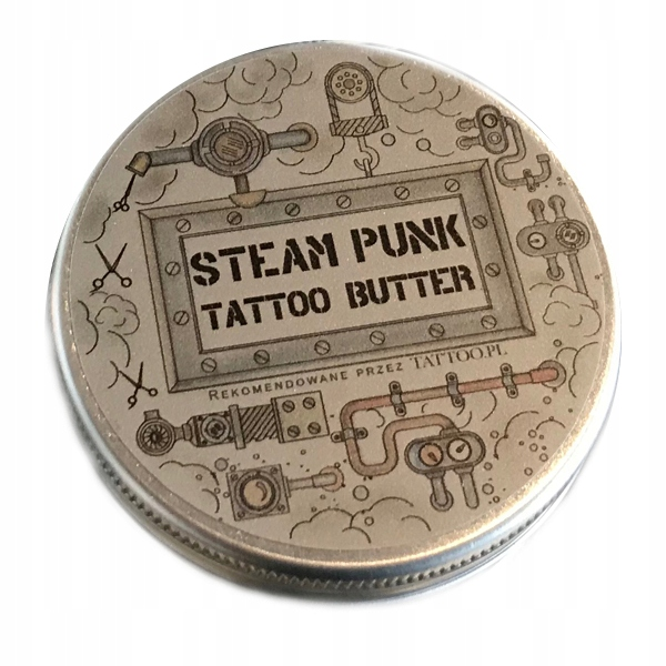 PAN DRWAL STEAM PUNK TATTOO