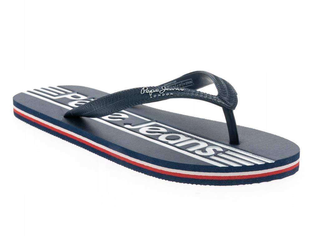 Pepe Jeans klapki Swimming Durham PMS70073 595 r43