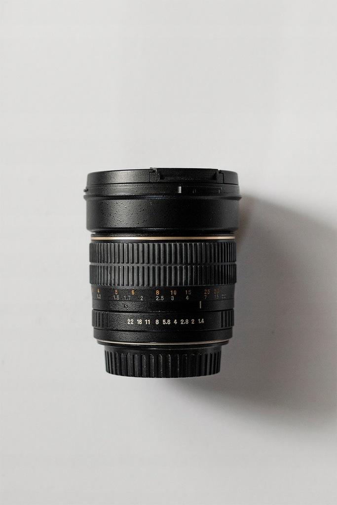 obiektyw Samyang f1.4 85mm Canon