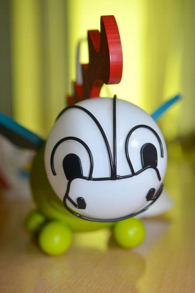 Żyrandol, lampka wisząca smok do pokoju dziecięceg
