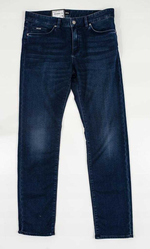 Hugo Boss Black Jeans, męskie, 33/32 mientus/Łódź