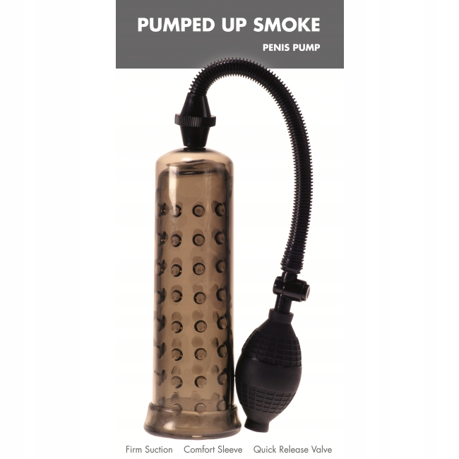 Pompka do penisa Pumped Up Smoke Penis Pump