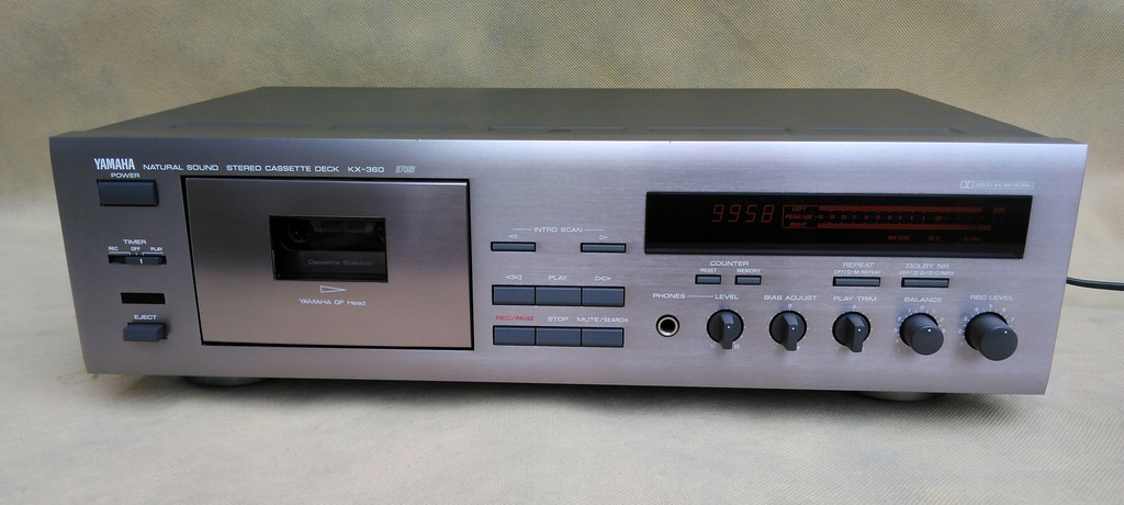 Magnetofon Deck Yamaha KX-360