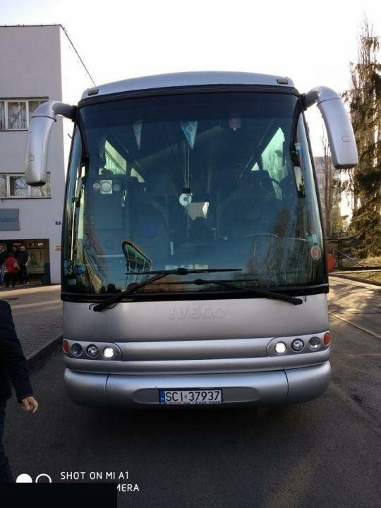 Autobus Iveco Irisbus 319E BOGATE WYPOSAŻENIE