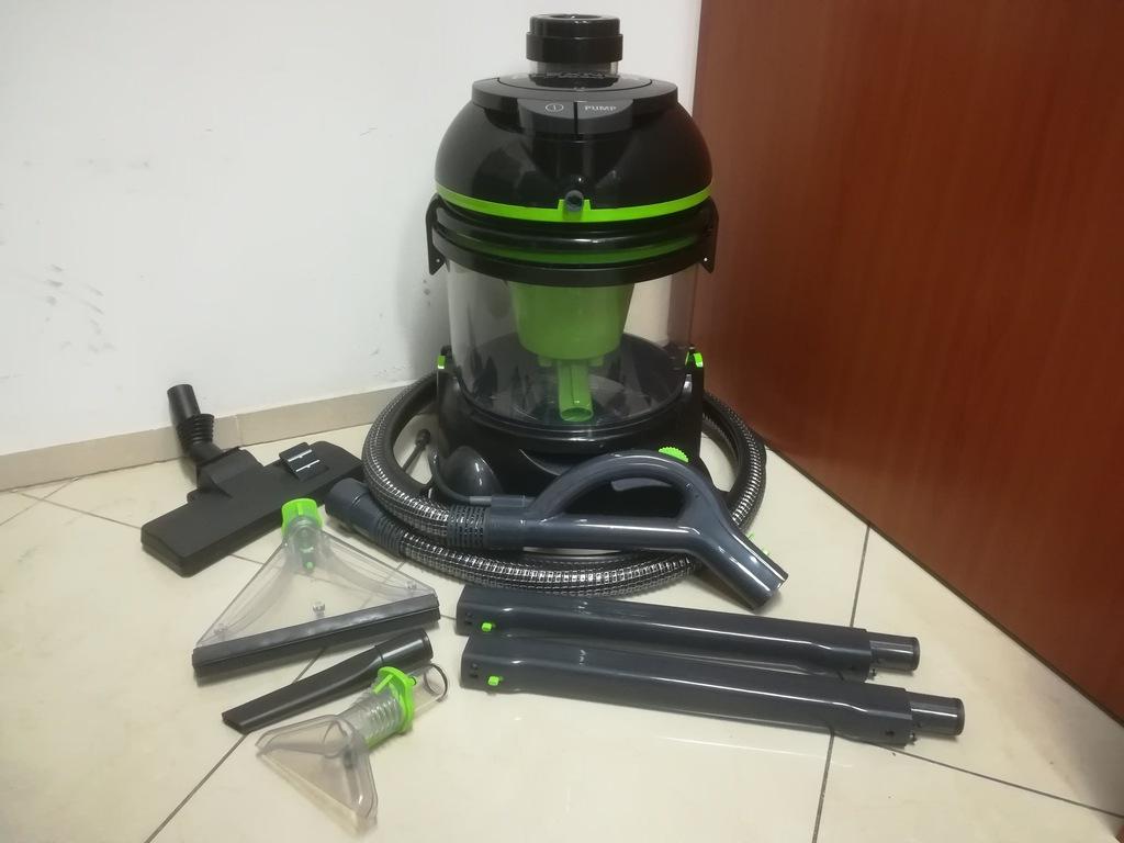 TURBO POWER CLEANER odkurzacz welmax instrukcja