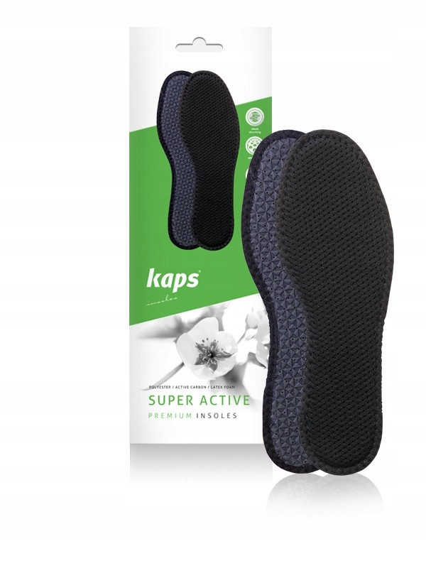 Wkładki sportowe Kaps Super Active - rozmiar 45
