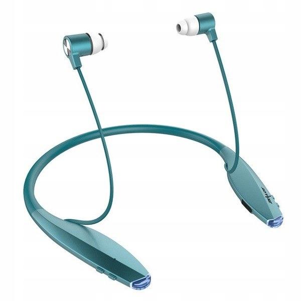 Sportowe słuchawki bezprzewodowe Zealot H7 (turkus