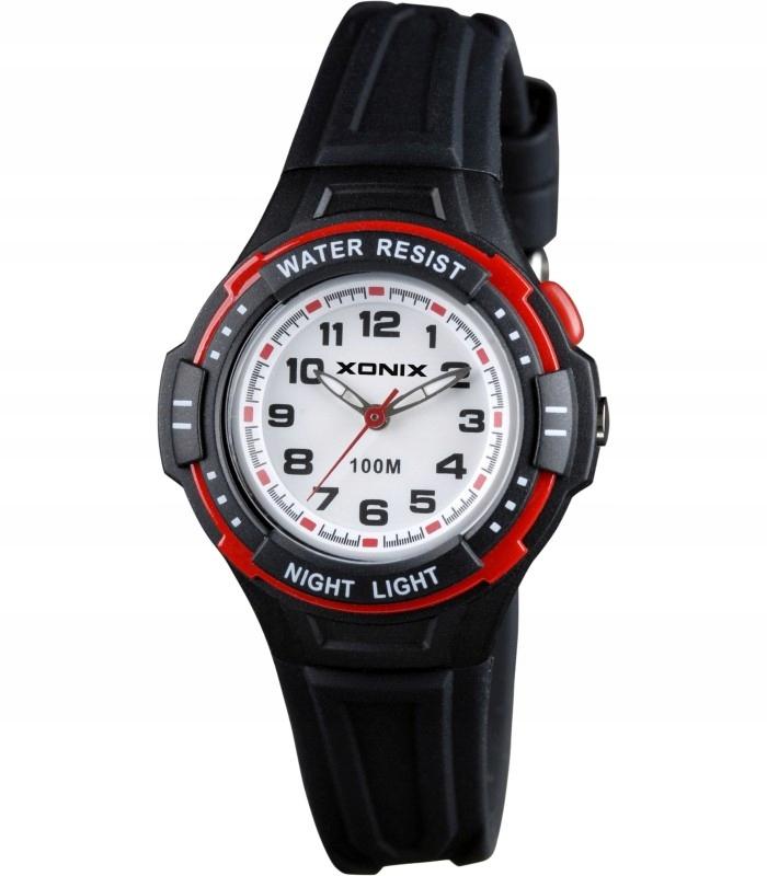 Zegarek DZIECIĘCY Xonix CZYTELNY OW Wodoszczelny