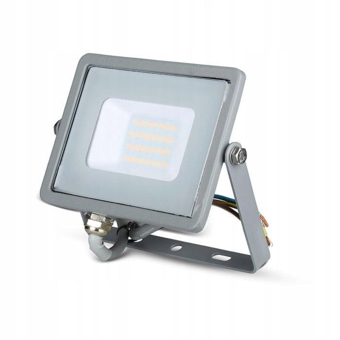 Projektor LED 20W 1600lm 6400K Dioda SAMSUNG Szary