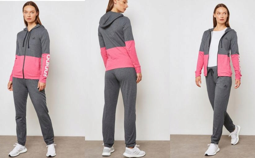 E33G008 DRES KOMPLET CASUAL ADIDAS PERFORMANCE S
