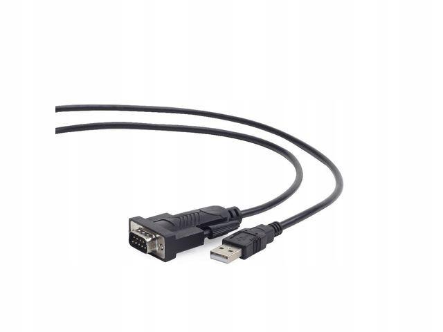 ADAPTER USB-A(M) 2.0->SERIAL 9PIN DB9 (COM)(M)