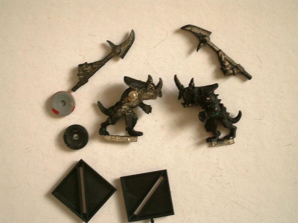Temple Guard x2 5. ed - metal